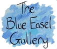 THE BLUE EASEL GALLERY
